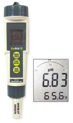 pH meter - presný tyčinkový model PH-110