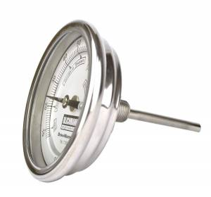 "Manometer 1/2"" NPT pevný model (°C)"