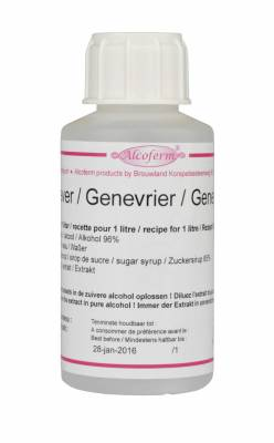Extrakt Genever ALCOFERM 2% 100 ml