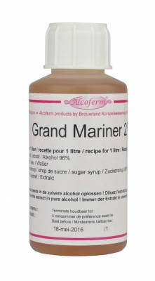 Extrakt grand mariner ALCOFERM 2% 100 ml