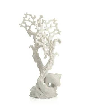 BiOrb Fan coral ornament medium white
